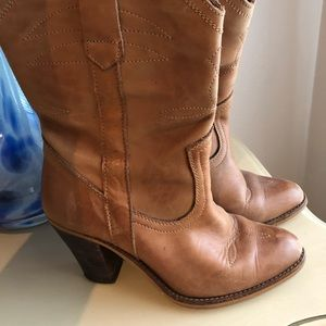 Vintage Kinney Shoes (Boots)
